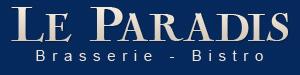 Le Paradis Brasserie Bistro Logo